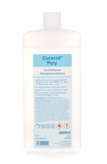 Curacid Poly 1000ml Spenderflasche