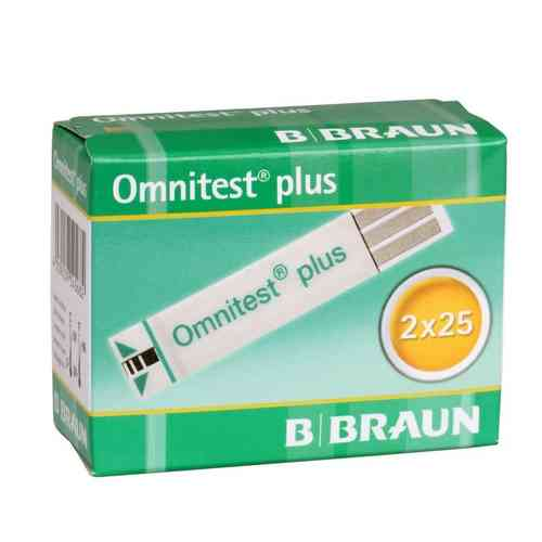 Omnitest plus Sensoren (2x25 Tests)