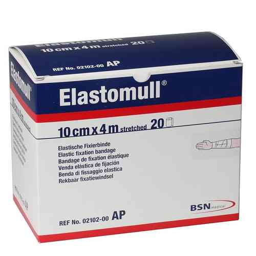 Elastomull 20 Binden 10cmx4m