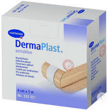 Dermaplast sensitive 4 cm x 5 m
