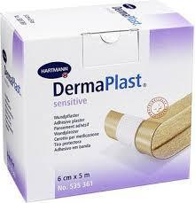 Dermaplast sensitive 6 cm x 5 m