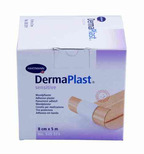 Dermaplast sensitive 8 cm x 5 m